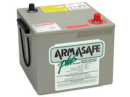 Armasafe Batteries