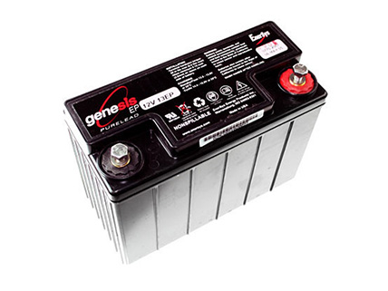 Auxiliary Batteries